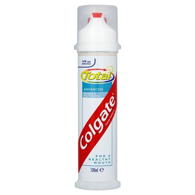 Colgate Pump Total Advanced Toothpaste