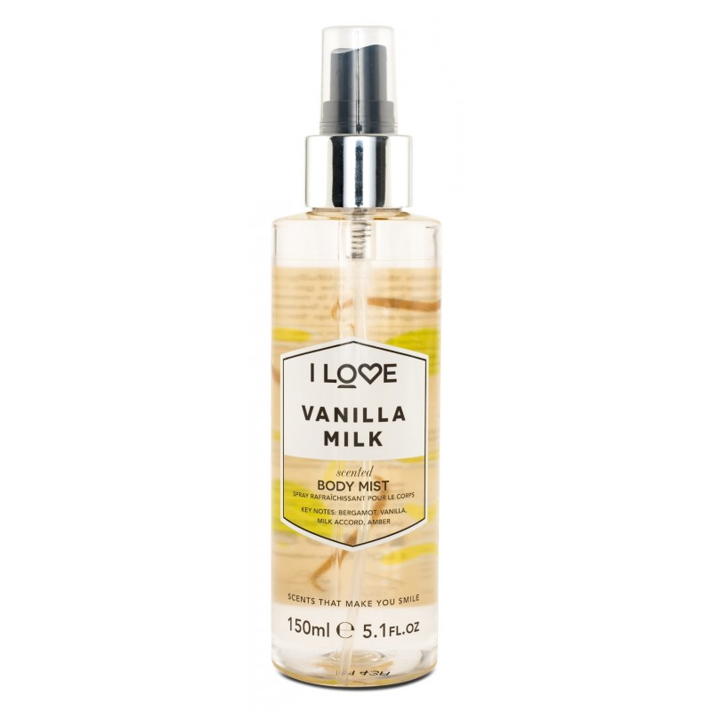 I Love Cosmetics Vanilla Milk Body Mist
