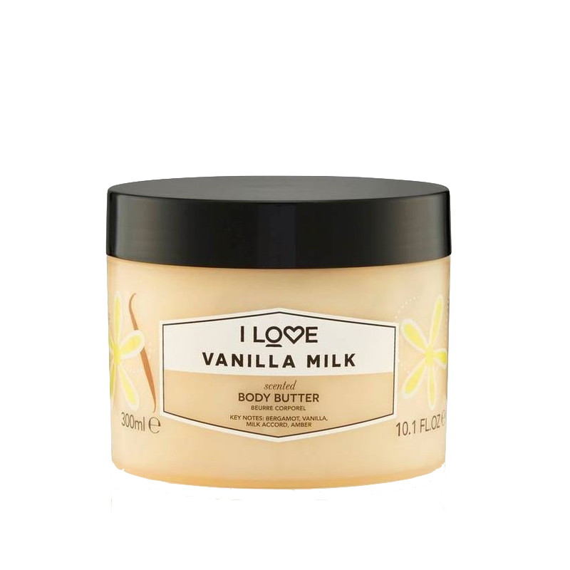 I Love Cosmetics Vanilla Milk Body Butter