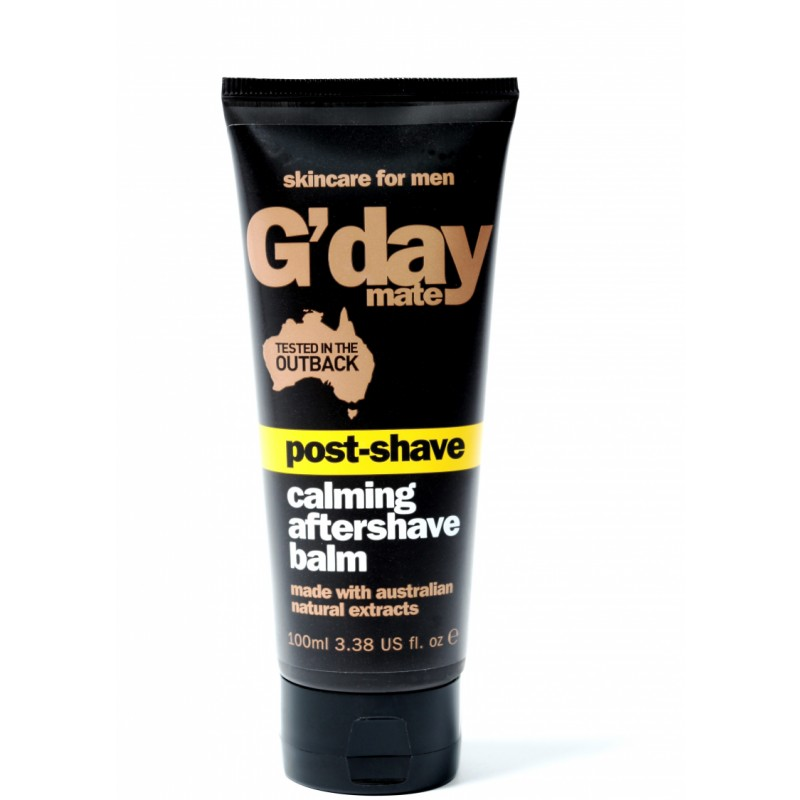 G'day Mate Calming Aftershave Balm