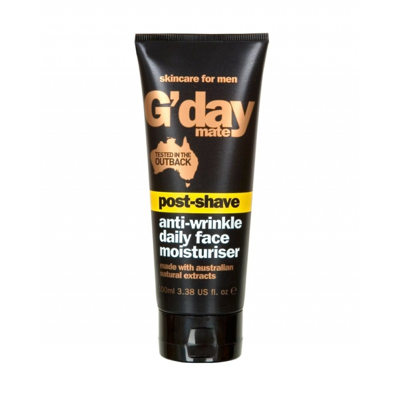 G'day Mate Anti-Wrinkle Daily Face Moisturiser