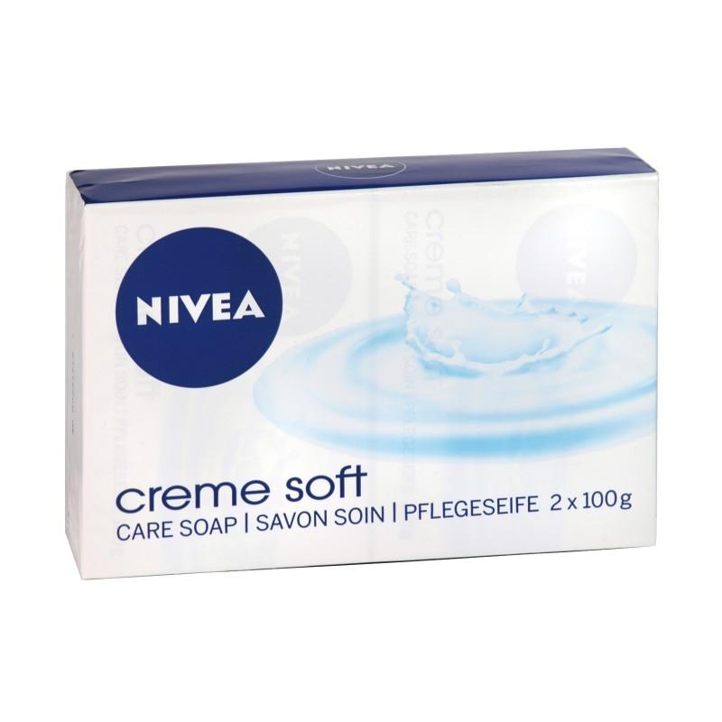 Nivea Creme Soft Care Soap