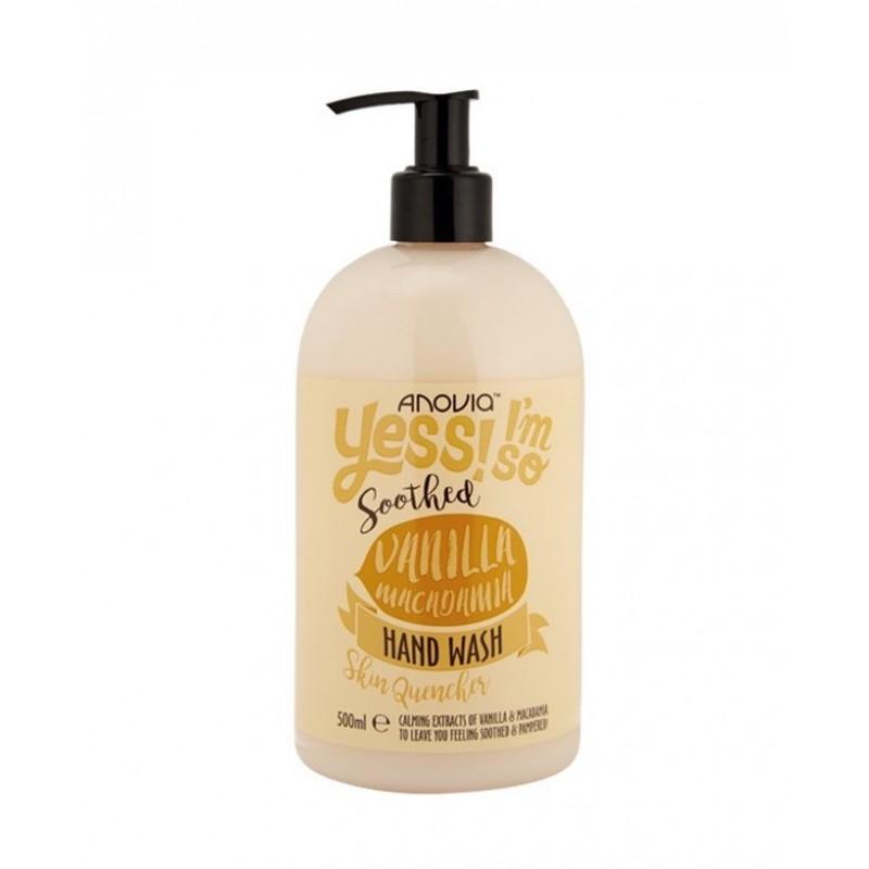 Anovia I'm So Soothed Vanilla & Macadamia Hand Wash
