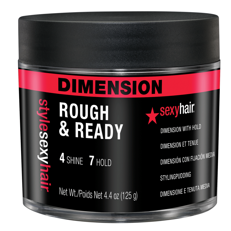 Sexy Hair Rough & Ready Dimension