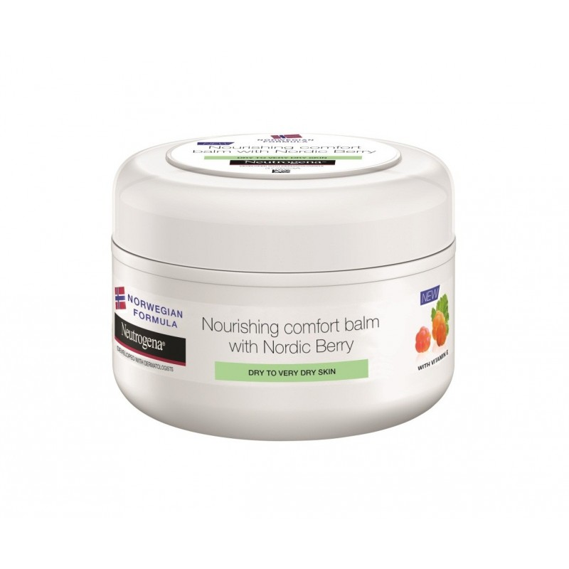 Neutrogena Nourishing Body Balm Nordic Berry