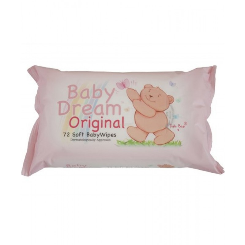 Baby Dream Original Wipes