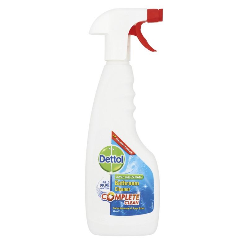 Dettol Anti-Bacterial Bathroom Cleaner Fresh