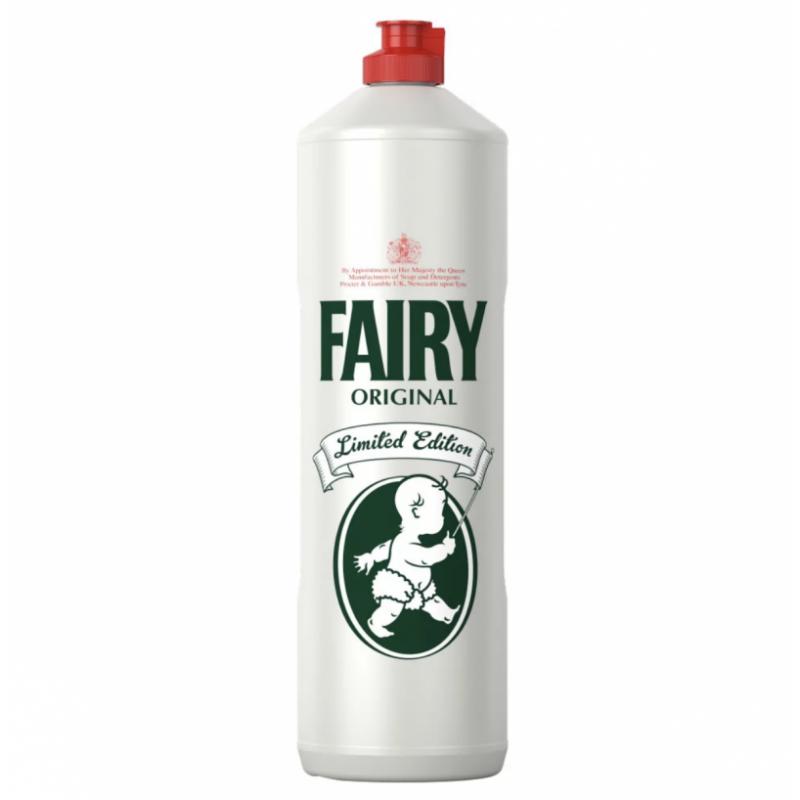 Fairy Original Liquid Heritage