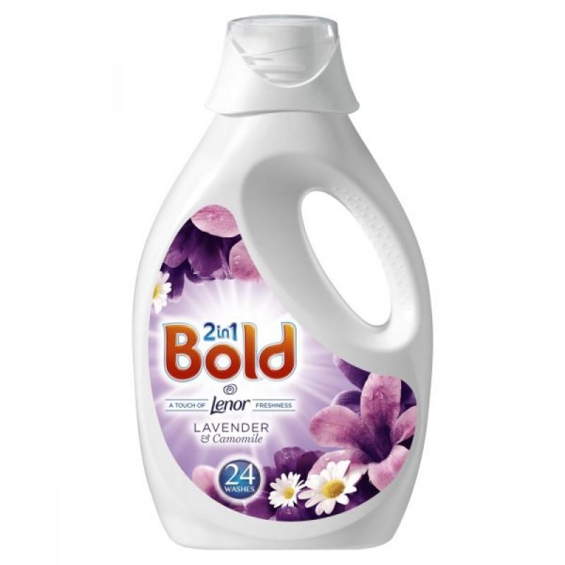 Bold 2in1 Liquid Lavender & Camomile