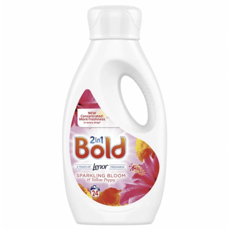 Bold 2in1 Liquid Sparkling Bloom