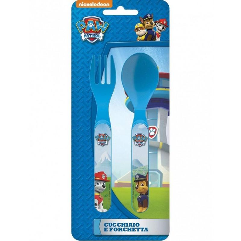 Nickelodeon Paw Patrol Cutlery Set