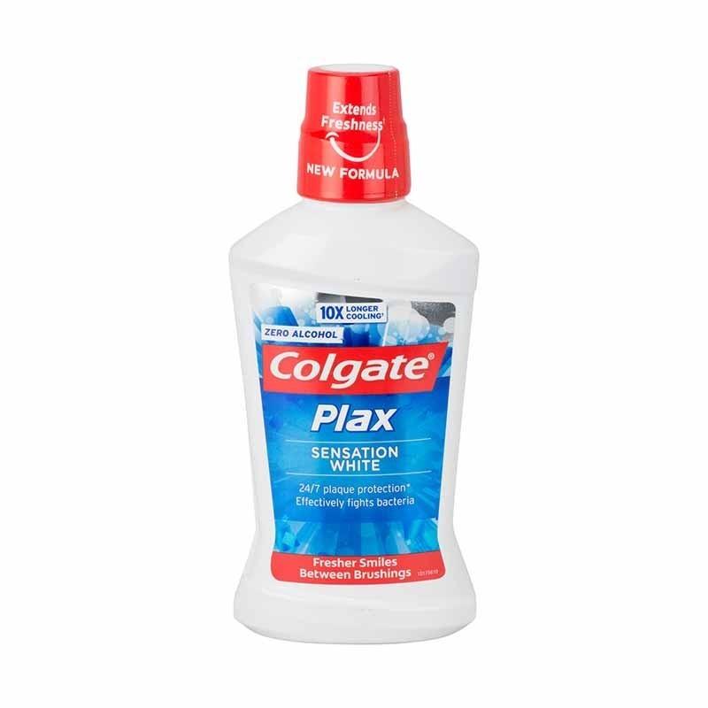 Colgate Plax Sensation White