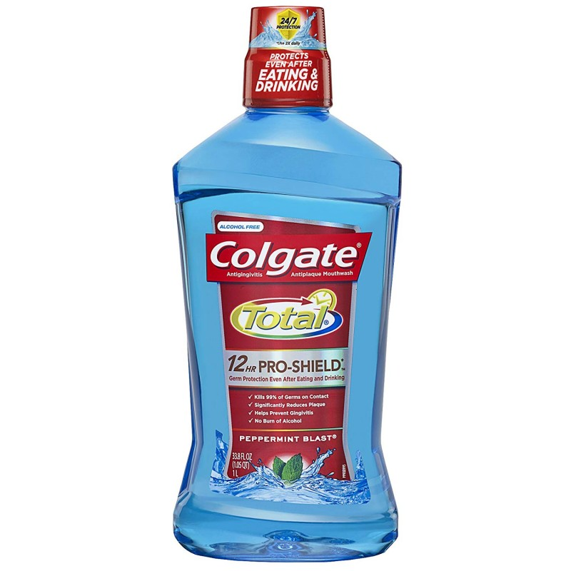 Colgate Total 12HR Pro-Shield Peppermint Blast