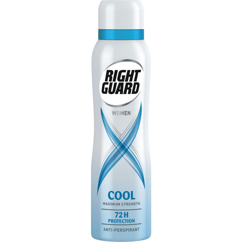 Right Guard Women Deospray Cool