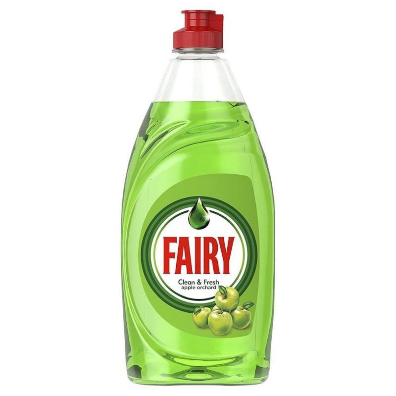 Fairy Clean & Fresh Apple Dishwashing Liquid
