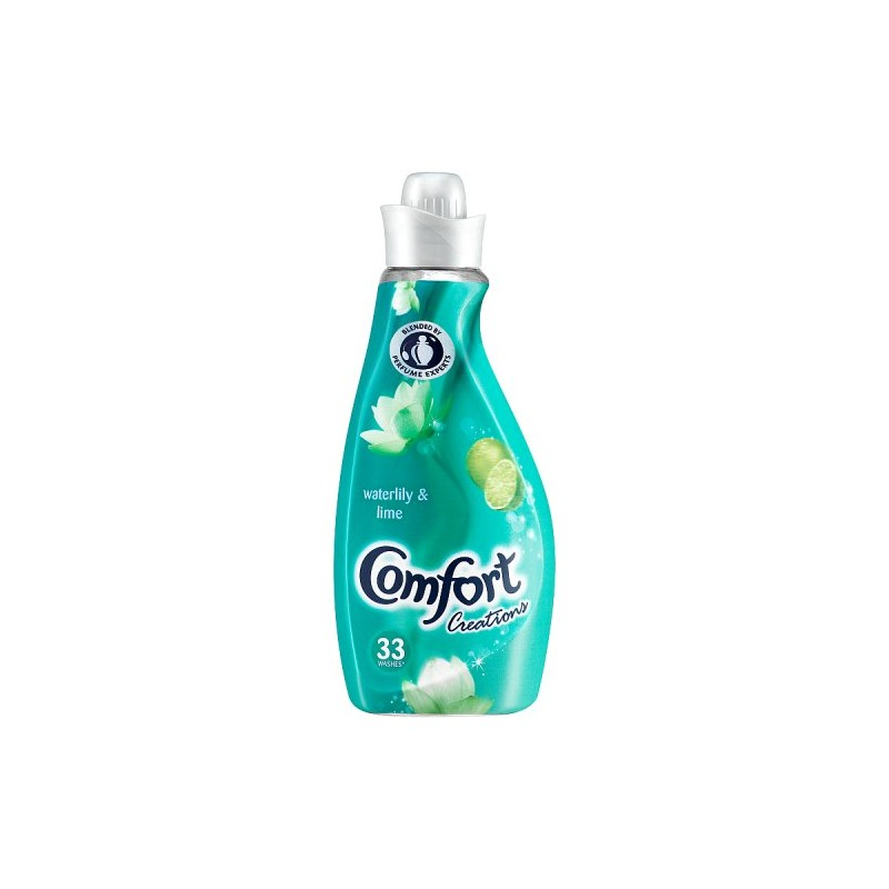 Comfort Water Lily & Lime Fabric Conditioner