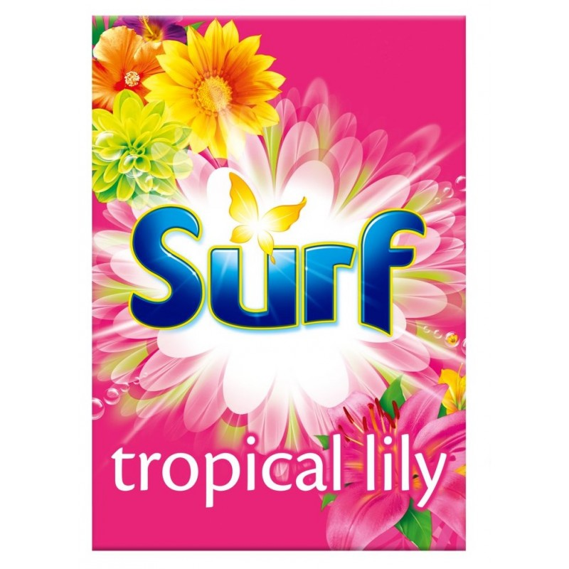 Surf Tropical Lily & Ylang Ylang Washing Powder