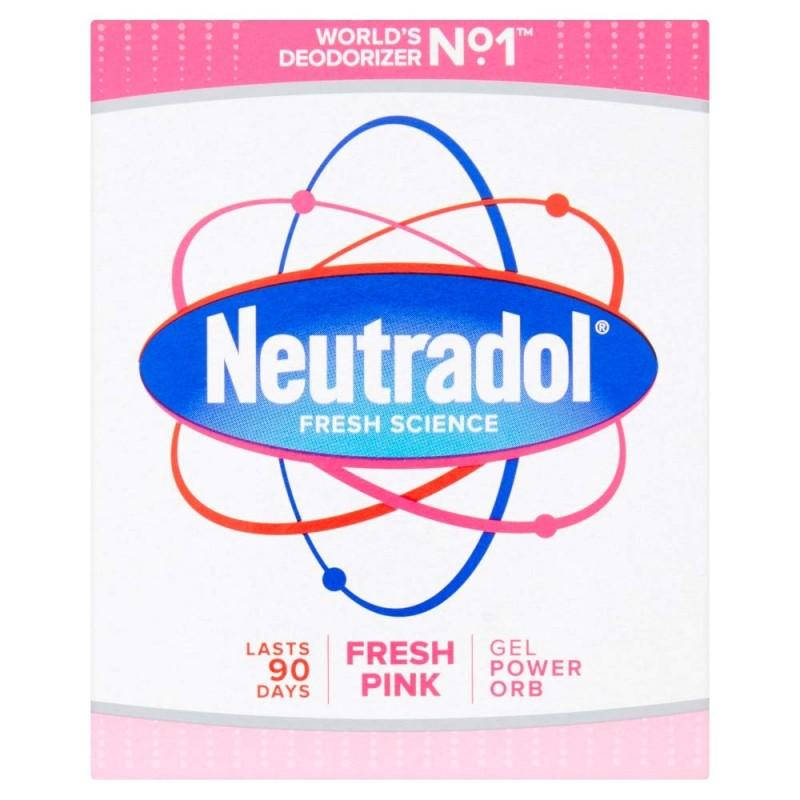Neutradol Gel Power Orb Pink Fresh