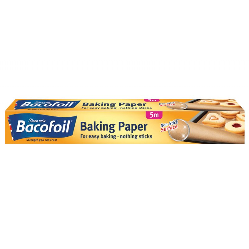 Bacofoil Baking Paper