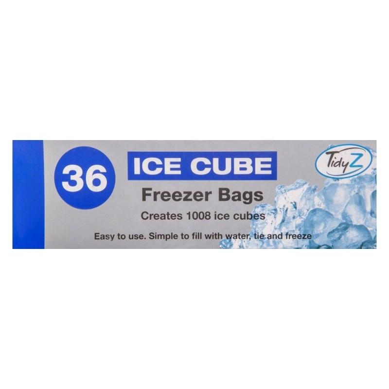 TidyZ Ice Cube Freezer Bags