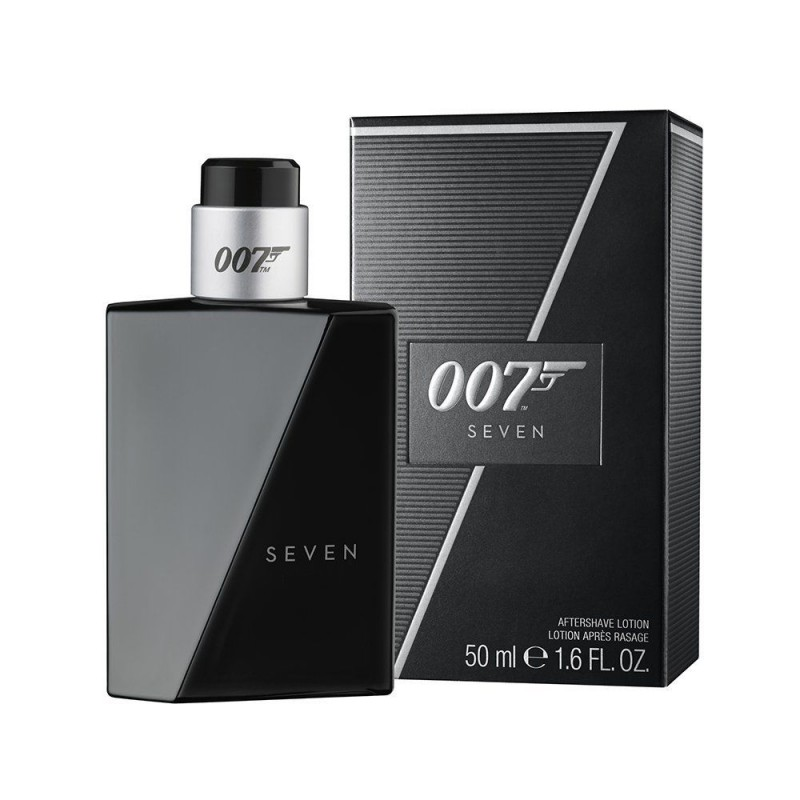 James Bond 007 Seven Aftershave Lotion