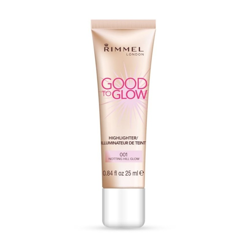 Rimmel Good To Glow 001 Notting Hill Glow
