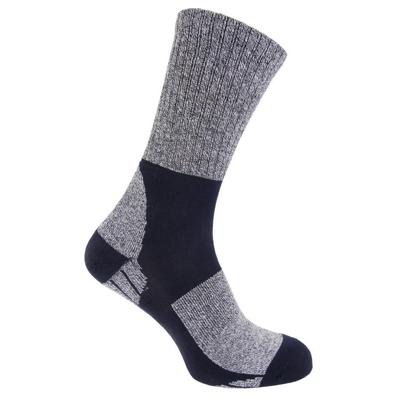 Socks Storm Ridge Mens Trekking Dark Blue
