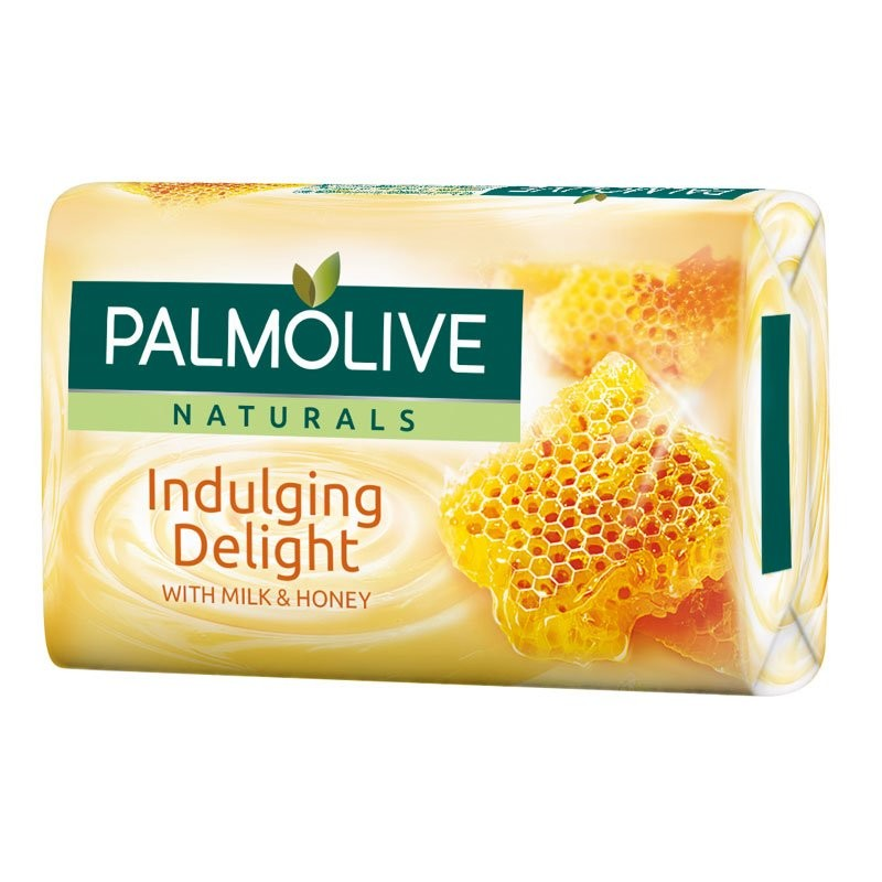 Palmolive Indulging Delight Milk & Honey Soap