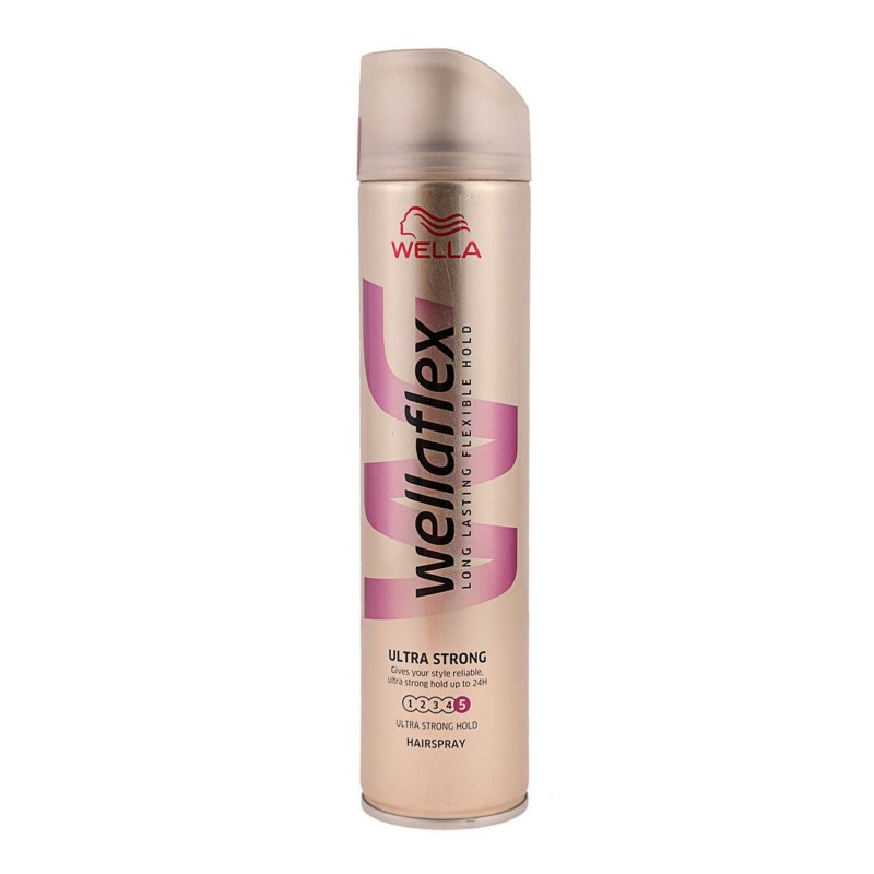 Wella Wellaflex Ultra Strong 5 Hairspray