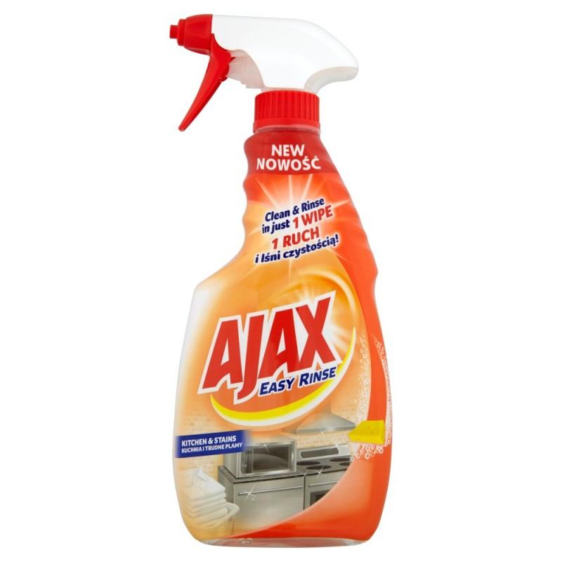Ajax Easy Rinse Keittiö- & tahrasuihke