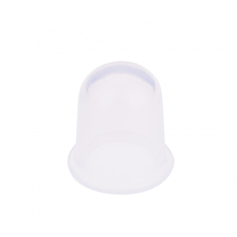 Basics Facial Silicone Cupping Cup Clear
