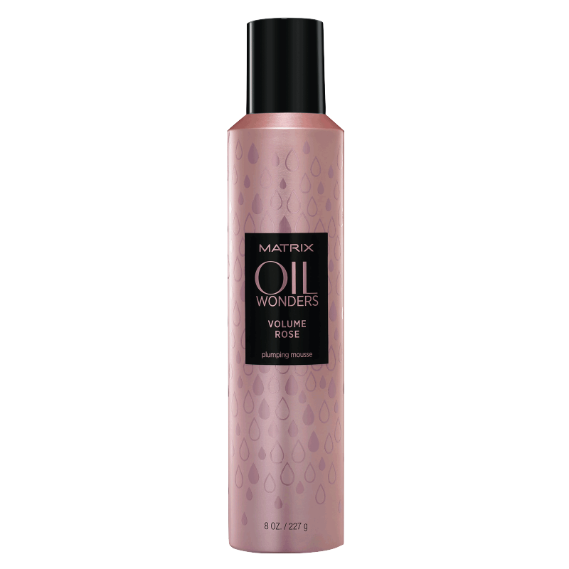 Matrix Oil Wonders Volume Rose Plumping Mousse