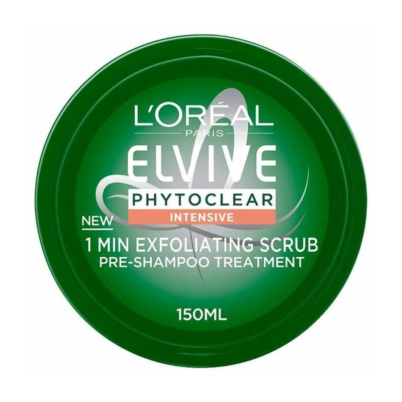 L'Oreal Elvive Phytoclear Pre-Shampoo Treatment