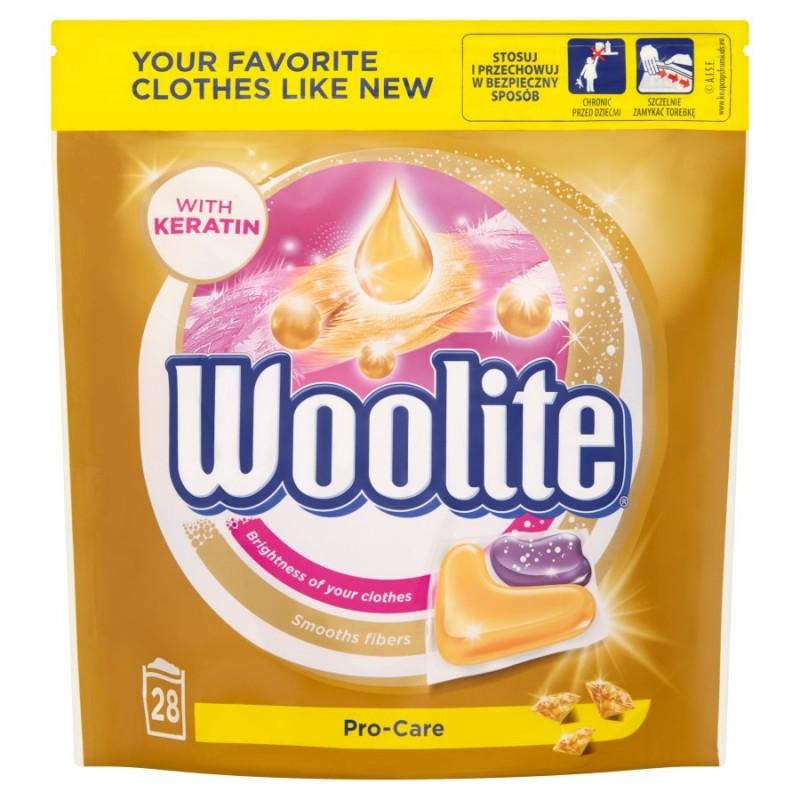 Woolite Pro-Care Keratin Capsules