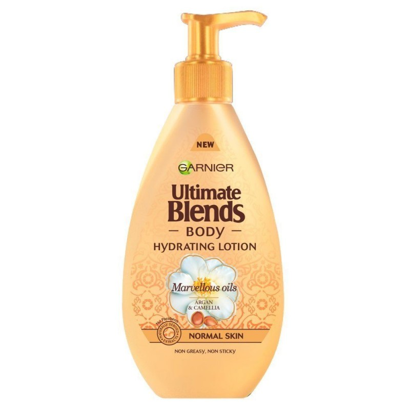 Garnier Ultimate Blends Hydrating Lotion Marvellous Oils