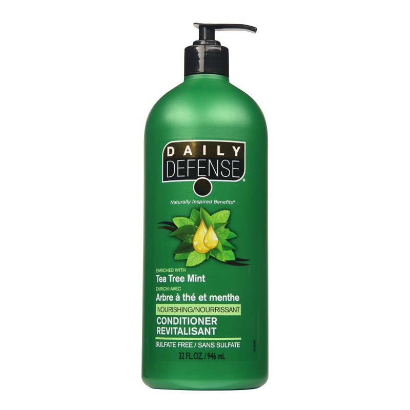 Daily Defense Tea Tree Mint Conditioner