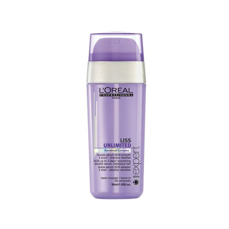 L'Oreal Serie Expert Liss Unlimited Double Serum