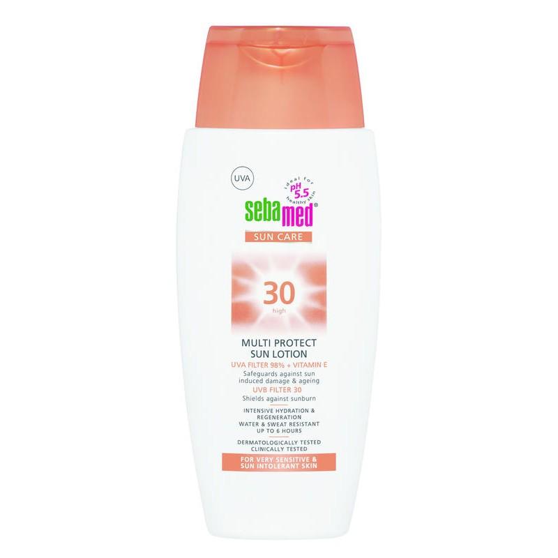 Sebamed Multi Protect Sun Lotion SPF30