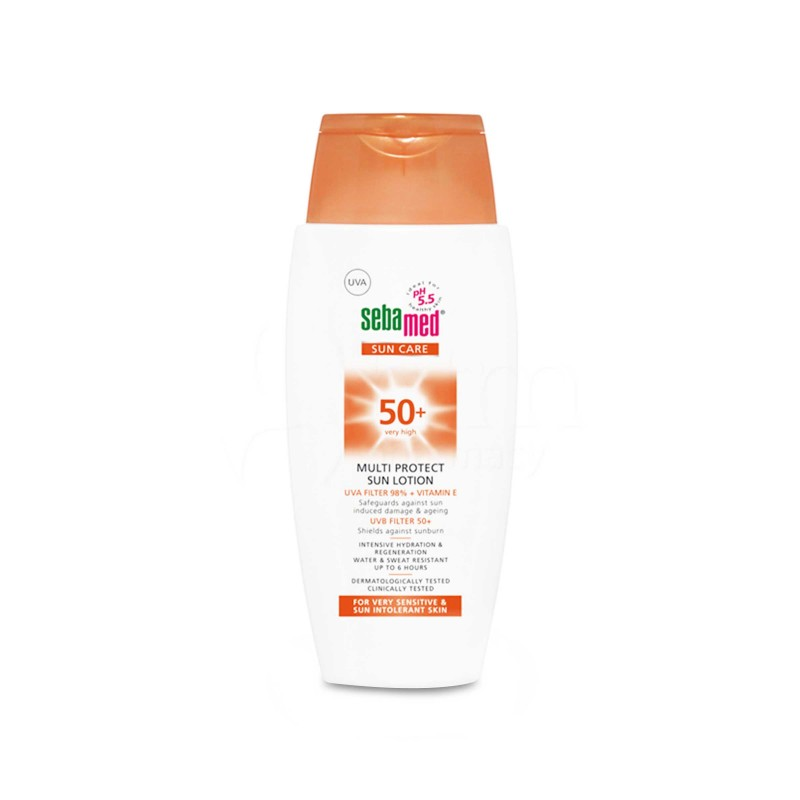 Sebamed Multi Protect Sun Lotion SPF50+