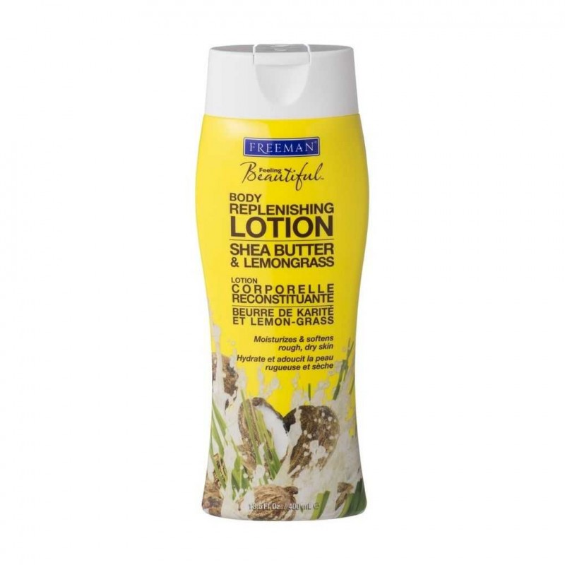 Freeman Replenishing Body Lotion Shea Butter