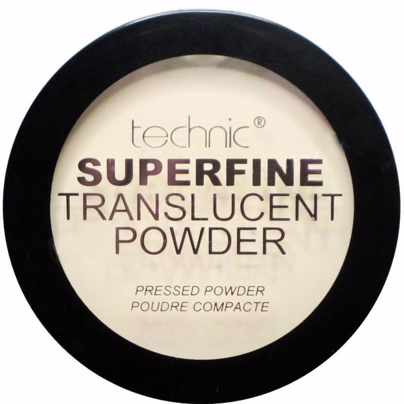 Technic Super Fine Translucent Pressed Powder