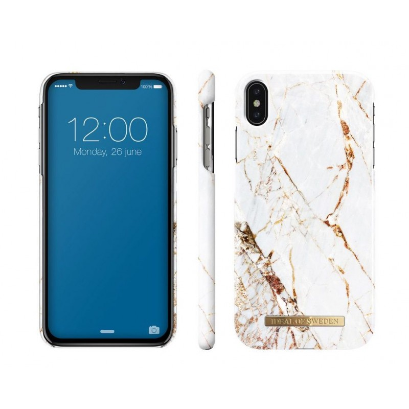 iDeal Of Sweden Fashion Case iPhone XS Max Carrara Gold