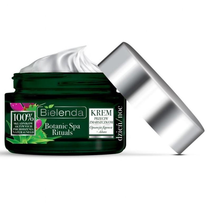 Bielenda Botanic Spa Rituals Fig & Aloe Anti-Wrinkle Cream