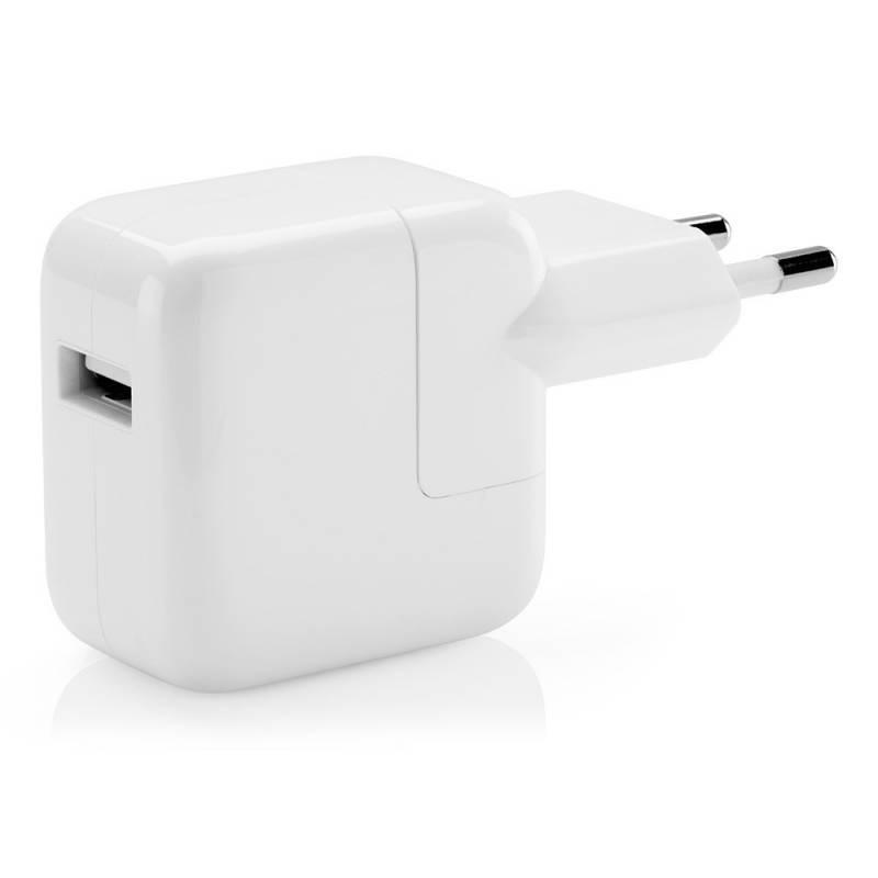 BasicsMobile iPad Adapter Hvid 12W