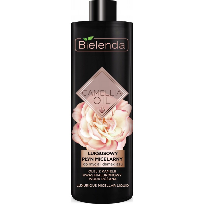 Bielenda Camellia Oil Luxurious Micellar
