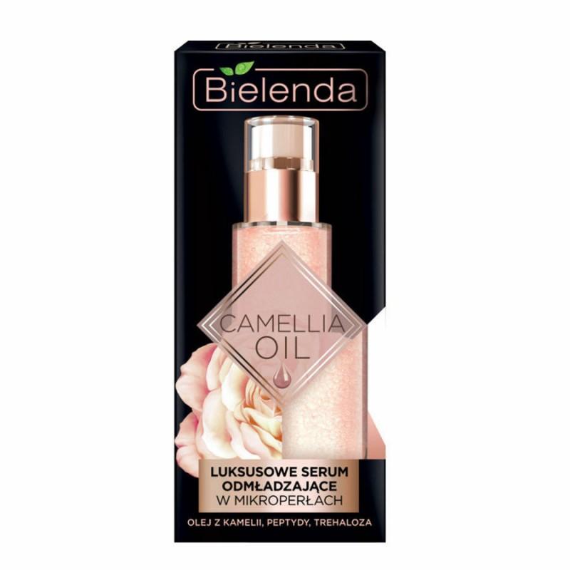 Bielenda Camellia Oil Luxurious Rejuvenating Serum