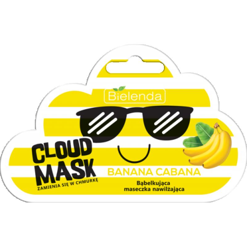 Bielenda Cloud Mask Banana Cabana