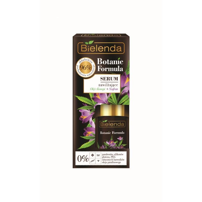Bielenda Botanic Formula Hemp & Saffron Serum