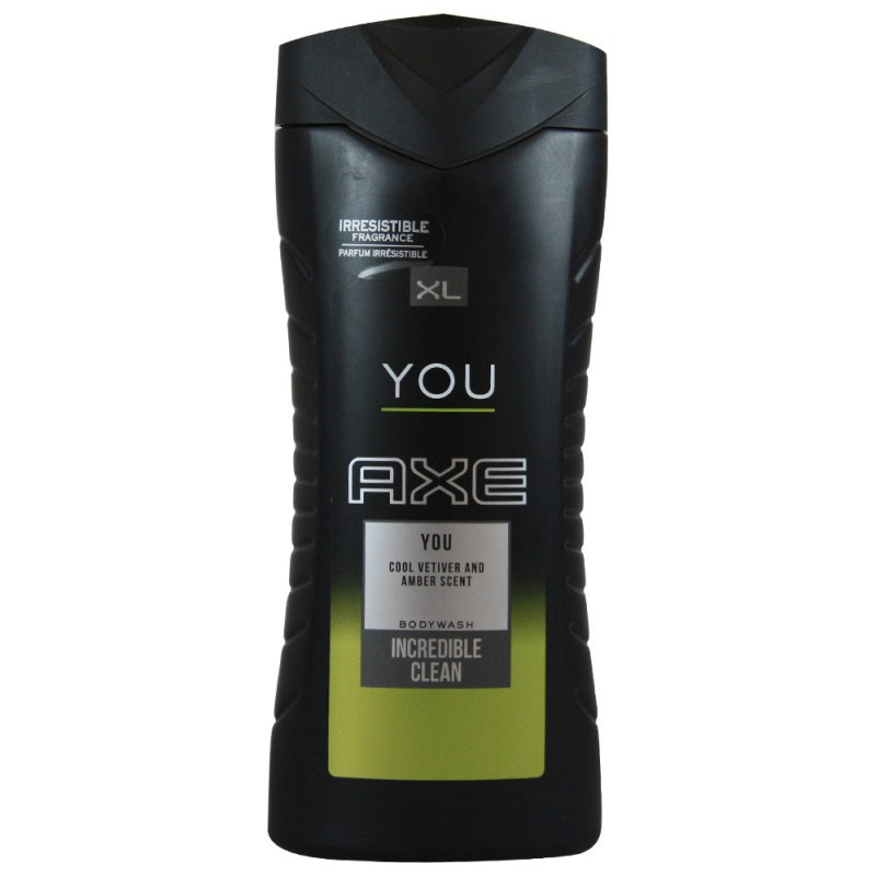 Axe You Incredible Clean Shower Gel