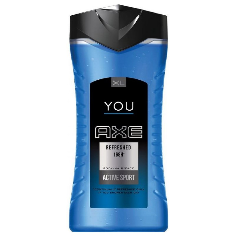 Axe You Refreshed Active Sport Shower Gel